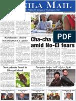 Manila Mail - Sept. 1, 2014