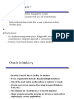 Oracle Product Detail