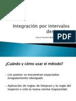 integracionporintervalosdesiguales-090506202804-phpapp02.ppsx