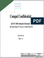 c26a2 COmpal LA-8941P