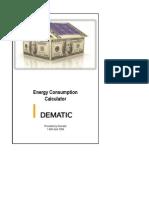 Energy Consumption Calculator V1 9