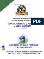 107734621 Locaciones de Pozos de Exploracion Petrolera