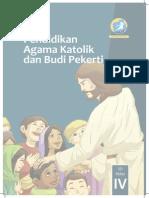 Pendidikan Agama Katolik dan Budi Pekerti, Buku Siswa, Kelas 4 SD
