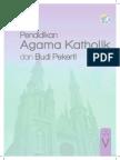 Pendidikan Agama Katolik dan Budi Pekerti, Buku Siswa,  Kelas 5 SD