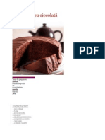 Pandişpan Cu Ciocolată