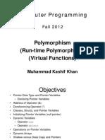 Polymorphism I