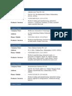 Auto Data list 2