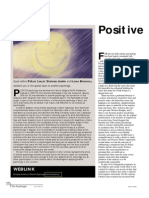 The Psychologist Positive Psychology