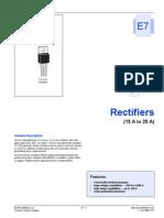 datasheet rectificador d6015L