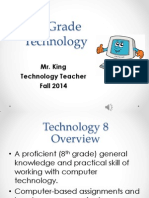 technology 8 - powerpoint fall 2014