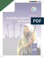 Pendidikan Agama Katolik dan Budi Pekerti, Buku Guru, SMP Kelas 8