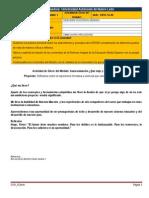 Portafolio de Evidencias Del Modulo II Profordmes 6ta Generacion