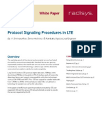 Paper Lte Protocol Signaling