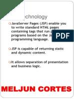 MELJUN CORTES Developing JSP
