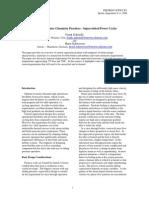 Water Chemistry Criteria Super Critical Boilers 08_PCC 05_Gabrielli