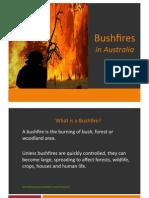 6  bushfires powerpoint