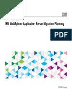 IBM WebSphere Application Server Migration Planning