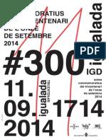 Actes 11 Setembre 2014
