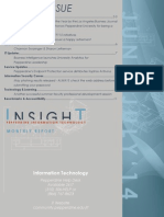 June July 2014 Insight Report