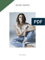 Rachel Boston - Rune Lookbook