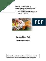 Feedbackcriteria VV3