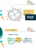 Daspro 7 Materi Format Clock
