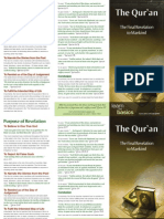 08 Pamphlet - The Qur'an