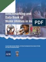 2007 Indian Water Utilities Data Book