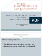 Developmental Stages of Writing Wk2