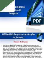UFCD-0449 Empresa Construção Da Imagem