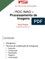Ipesu Proc Imag Aula02 - Histograma