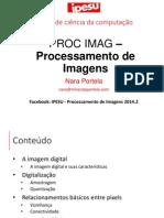 IPESU PROC IMAG Aula01 - Imagem Digital