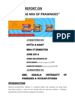 Divya''Marketingmix of Prawnoes