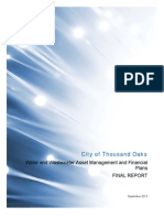 Thousand Oaks 2013 Water and Wastewater Asset Mgmt Plan