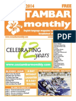 Costambar Monthly September 2014
