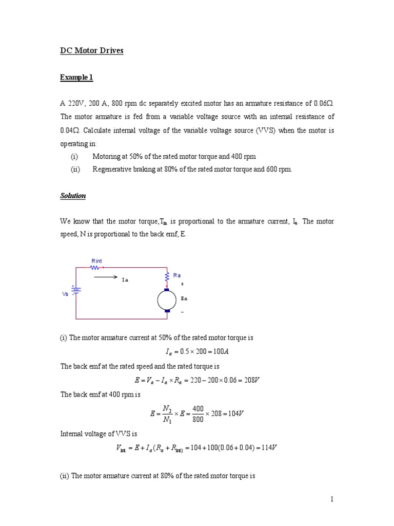 Problems solutions on electric drives physics mathematics problems solutions on electric drives physics mathematics physics fandeluxe Image collections