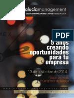 Revista Andalucia Management 2014