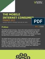 Mobile Internet Consumer France