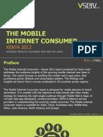 Mobile Internet Consumer Kenya