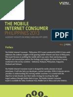 Mobile Internet Consumer Philippines