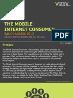 Mobile Internet Consumer Saudi Arabia
