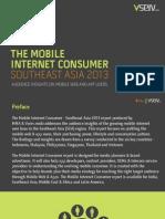 Mobile Internet Consumer Southeast Asia