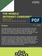 Mobile Internet Consumer Spain