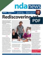 agenda news issue 22, autumn 2014