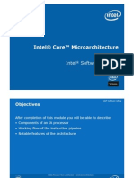 Intel Processor Architecture-Core
