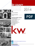 Montgomery County MD Real Estate Market Report August 2014