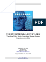 Fundamental Ken Wilber IP Combo