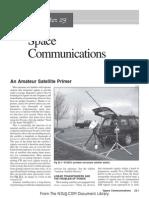 An Amateur Satellite Primer