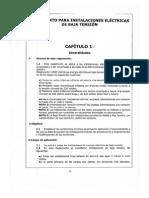 Reglamentoparainstalaciones Bt