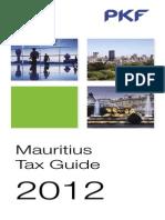 Worldwide Tax Guide Mauritius